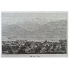 Stampa antica Colico