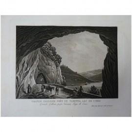 Grande Gallerie pres de Varenna, lac de Como