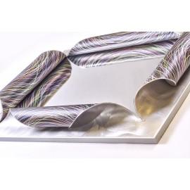 Specchiera Design Moderna in alluminio