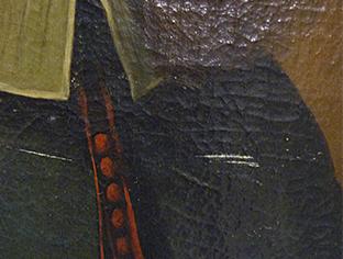 Presentazione del Dipinto prima del Restauro